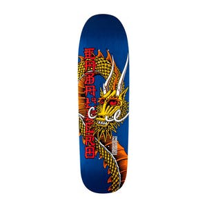 "Powell-Peralta Caballero Ban This 9.26"" Skateboard Deck - Blue/Red"