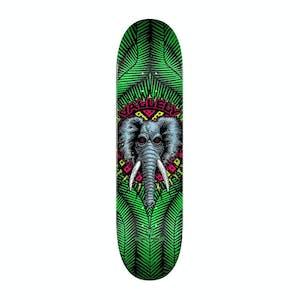 "Powell-Peralta Vallely Elephant 8.0"" Skateboard Deck - Green"
