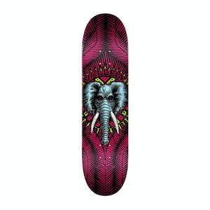 "Powell-Peralta Vallely Elephant 8.25"" Skateboard Deck - Pink"