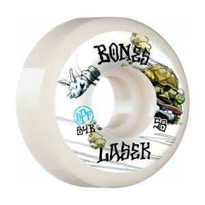 Bones SPF Lasek Tortoise & Hare Skateboard Wheels