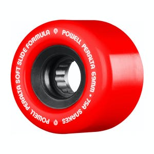 Powell-Peralta SSF Snakes Skateboard Wheels - Red