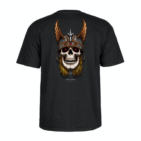 Powell-Peralta Anderson Skull T-Shirt - Black