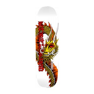 "Powell-Peralta Caballero Ban This 9.26"" Skateboard Deck - White"