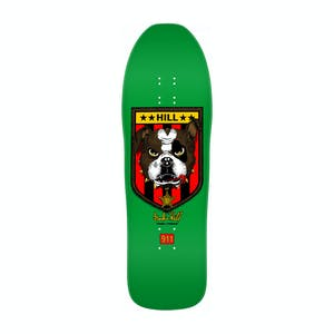 "Powell-Peralta Frankie Hill Bulldog 10.0"" Skateboard Deck - Green"