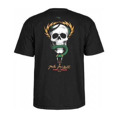 Powell-Peralta McGill Skull & Snake T-Shirt - Black