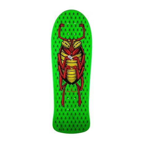 "Powell-Peralta OG Bug 9.85"" Skateboard Deck - Green"