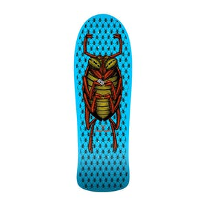 "Powell-Peralta Bug II 9.85"" Skateboard Deck - Blue"