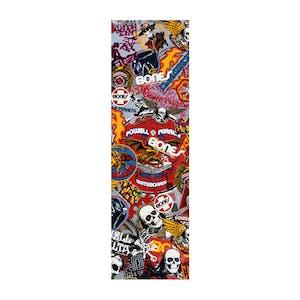 "Powell-Peralta OG Stickers Griptape - 10.5"" x 33"""