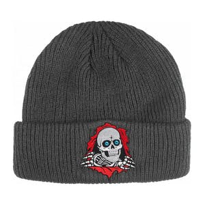 Powell-Peralta Ripper Beanie - Charcoal