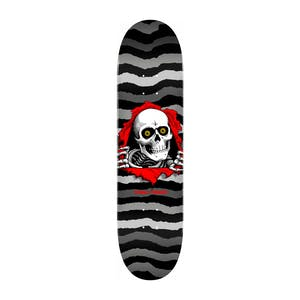 "Powell-Peralta Ripper 8.5"" Skateboard Deck - Grey"