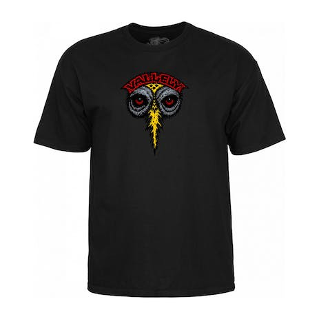 Powell-Peralta Vallely Elephant T-Shirt - Black