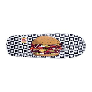 "Prime Heritage Krusty Burger 9.625"" Skateboard Deck - Slick Bottom"
