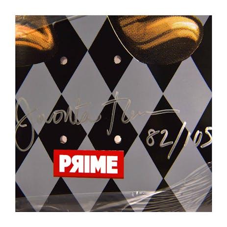 """Prime Heritage MAGA 8.25"""" Skateboard Deck - Signed by Jovontae Turner"""