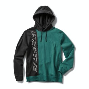 Primitive Blocks Hoodie - Green