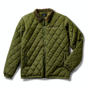 Primitive Newman Puffer Jacket - Olive