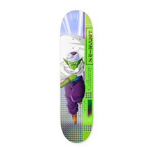 "Primitive x Dragon Ball Z Piccolo 8.0"" Skateboard Deck - Calloway"