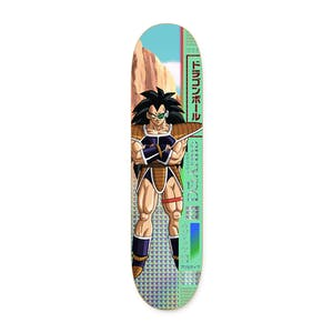 "Primitive x Dragon Ball Z Raditz 8.5"" Skateboard Deck - Desarmo"