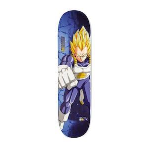 "Primitive x Dragon Ball Z Super Saiyan Vegeta 8.25"" Skateboard Deck - McClung"