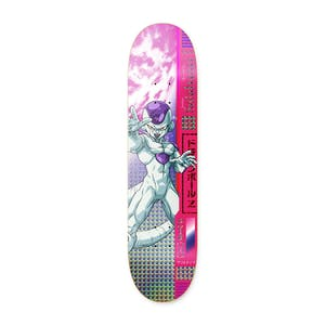 "Primitive x Dragon Ball Z Frieza 8.125"" Skateboard Deck - Salabanzi"