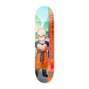 "Primitive x Dragon Ball Z Krillin 8.125"" Skateboard Deck"