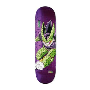 "Primitive x Dragon Ball Z Perfect Cell 8.25"" Skateboard Deck - Tucker"