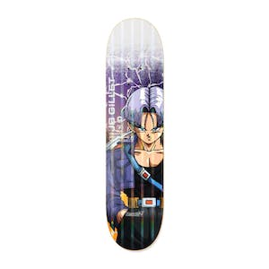 "Primitive x Dragon Ball Z Trunks Power 8.0"" Skateboard Deck - Gillet"