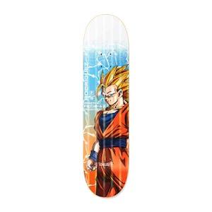 """Primitive x Dragon Ball Z Goku Power 8.1"""" Skateboard Deck - Rodriguez"""