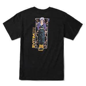 Primitive x Dragon Ball Z Trunks Glow T-Shirt - Black