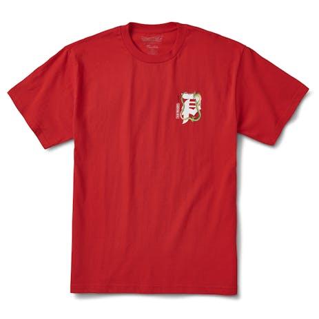 Primitive x Dragon Ball Z Shenron Dirty P T-Shirt - Red