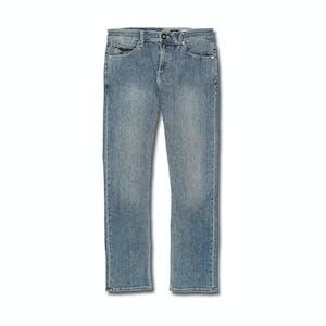 Volcom Solver Modern Fit Jeans - Seventies Indigo