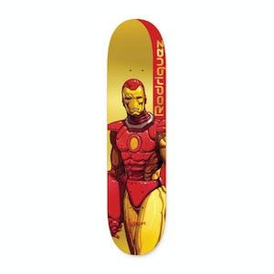 """Primitive x Moebius Iron Man 8.125"""" Skateboard Deck - Rodriguez"""