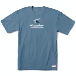 Primitive x Moebius Silver Surfer T-Shirt - Slate