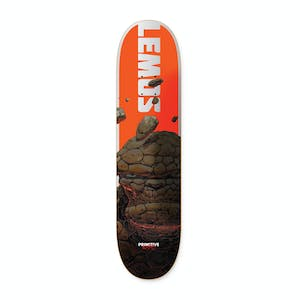 "Primitive x Moebius The Thing 8.0"" Skateboard Deck - Lemos"
