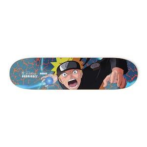"Primitive x Naruto Combat 8.38"" Skateboard Deck - Rodriguez"