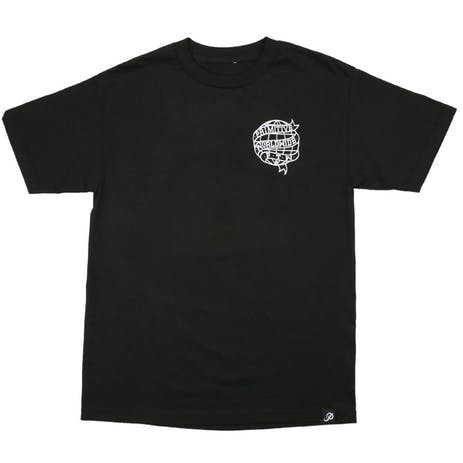 Primitive Outsider T-Shirt - Black