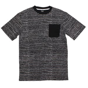 Primitive Trails Pocket T-Shirt - Black