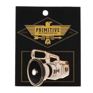 Primitive VX-1000 Lapel Pin