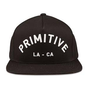 Primitive Standard Arch Snapback - Black
