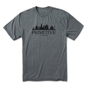 Primitive Skyline Lightweight T-Shirt - Athletic Heather
