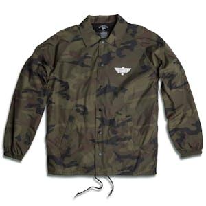 Primitive Thunder Bird Coaches Jacket - Camo