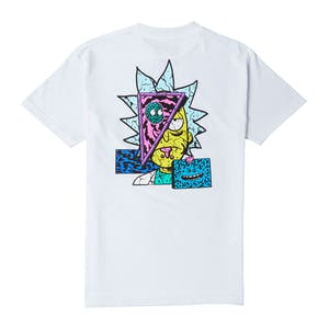 Primitive x Rick & Morty Decon T-Shirt - White