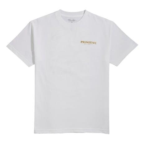 Primitive Chaos T-Shirt - White