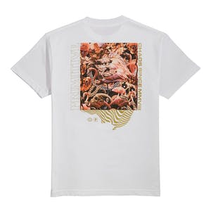 Primitive Chaos T-Shirt - White