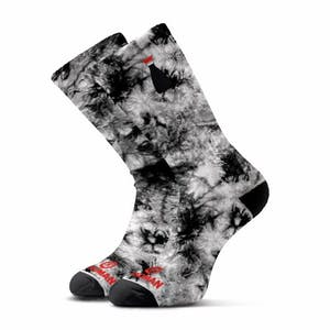 Primitive x Kikkoman Bottle Crew Socks - Black