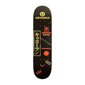 "Primitive x Kikkoman Rodriguez 8.25"" Skateboard Deck"