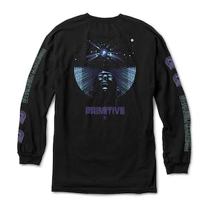 Primitive Reset Long Sleeve T-Shirt - Black