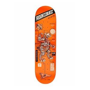 "Primitive Rodriguez Kaiju 8.1"" Skateboard Deck"