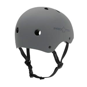 Pro-Tec Classic Certified Skate Helmet - Matte Grey