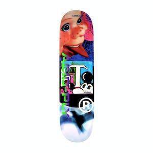 "Quasi Bledsoe Acid Ply 8.25"" Skateboard Deck"