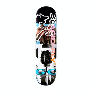 "Quasi Crockett Acid Ply 8.25"" Skateboard Deck"